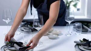 How To Set A Table How To Set A Table For 20 People The Suitable Home Design