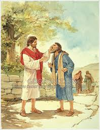Was Bartimaeus Born Blind Bartimaeus Receives His Sight From Jesus