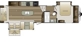 Cougar 5th Wheel Floor Plans 2017 Keystone Cougar 333mks Good Life Rv