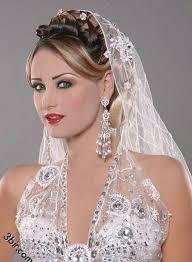 Hochsteckfrisurenen Orientalisch by Die Besten 25 Brautfrisuren Arabisch Ideen Auf