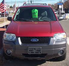 Ford Escape Used Cars - used 2006 ford escape xlt milford ct