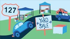 World S Longest Yard Sale Map by 7 Ways To Succeed At The U0027world U0027s Longest Yard Zappos Com