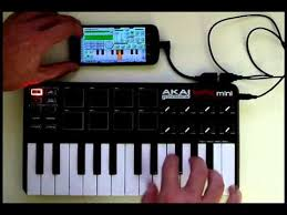 midi controller apk using a midi controller with caustic 2 1 on android