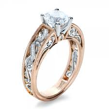 gold diamond engagement ring gold diamond engagement ring 1214