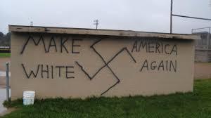 crimes graffiti after election trump says u0027stop it