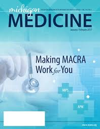michigan medicine volume 116 no 1 by michigan state medical