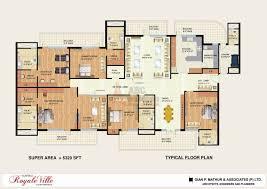 mapsko royale ville floor plan floorplan in