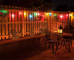 Outdoor Patio Lamp by Color Matters Make The Right Patio Lights Color Choice Patio