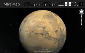 Google World Map 3d by Mars 3d Map
