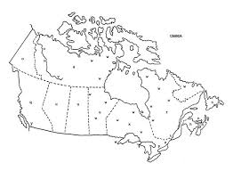 blank political map of canada blank map of the united states free printable maps blank map of