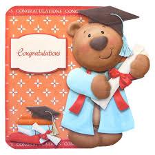 graduation card congradulations 3d decoupage with matching
