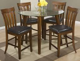 jofran plantation 5 pack table with 4 chairs godby home