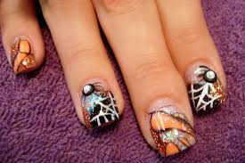the purple pinkie nail salon we u0027re ready for halloween