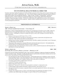 Nuclear Medicine Technologist Resume Examples Sample Medical Resume Gallery Creawizard Com