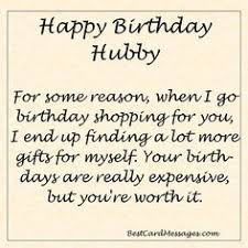 funny birthday message for your husband birthday wishes