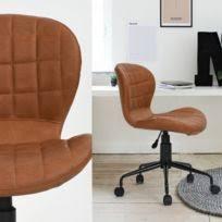 fauteuil bureau vintage chaise de bureau vintage achat chaise de bureau vintage pas cher