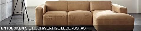 echtleder sofa designer ledersofa ledersofas kaufen dewall design