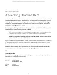 writing a press release for film movie marketing tips
