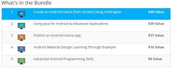 bundle android free learn to code with android bundles