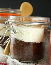 Coffee Mix caramel coffee mix in a jar living sweet moments