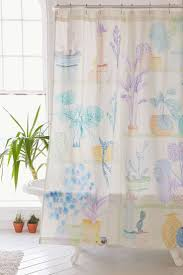 214 best bathroom images on pinterest bathroom ideas shower plant life shower curtain