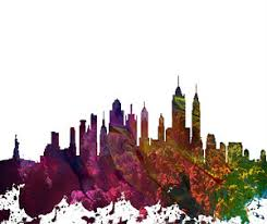 new york skyline drawings fine art america