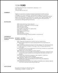 Entry Level Resume Builder Entry Level Research Associate Resume Template Resumenow
