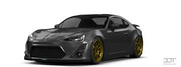3dtuning of toyota gt86 coupe 2012 3dtuning com unique on line