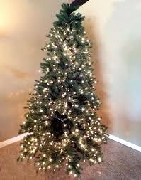 christmas trees santa christmas tree two
