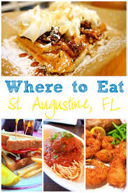 best 25 st augustine fl restaurants ideas on pinterest st
