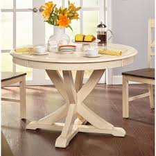 lovely white ikea round kitchen table unique lovely white round pedestal dining