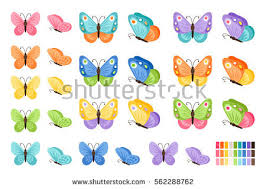 free vector watercolor butterfly pattern free vector