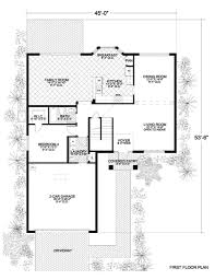 plan 15035nc narrow lot beach house plan with regard to beach