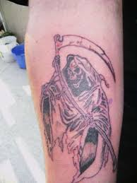 grim reaper tattoos meaning great ideas and tips