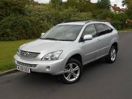 lexus used uk used 2008 lexus rx 400h se cvt for sale in sandhurst berkshire