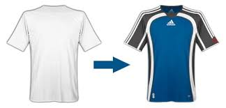 desain kaos futsal di photoshop template jersey futsal photoshop templates data
