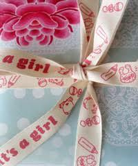 baby shower ribbon baby shower ribbon