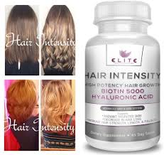 intense grow hair vitamins long fast growth healthy strong