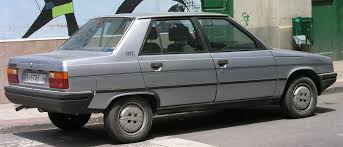 renault alliance 1986 modifications of renault 9 www picautos com