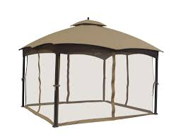 Sun Shelter Gazebo Rona by Gazebo Canopy Top For Allen Roth Zellers The Bay And Giant