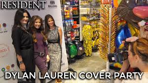 dylan lauren cover party youtube