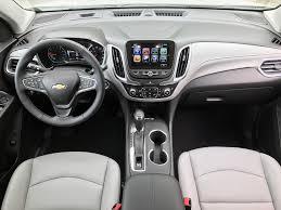 chevrolet equinox 2017 interior duke u0027s drive 2018 chevy equinox premier review chris duke