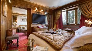 the rooms luxury hotel les airelles courchevel 5 stars savoie