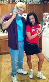 Unique Halloween Costumes 25 Homemade Couples Costumes Ideas Couple