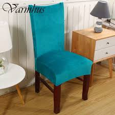 chair seat cover varmhus universal fox pile fabric stretch chair cover elastic