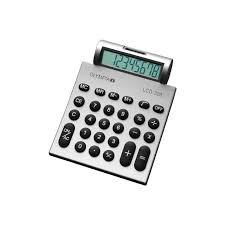 calculatrice bureau calculatrice de bureau 8 chiffres olympia lcd 308