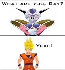 Ultra Gay Meme - the best dragonball memes memedroid