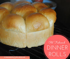 fashioned dinner rolls food swine