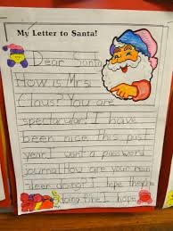writing paper for letters pattie s place santa handprint cards and letters to santa each of the kids got a reply to their letters to santa santa s elves made time to write personal letters to each of the students super cool santa