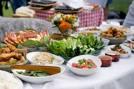 Summer Lunch Ideas For Entertaining - 35 dinner party themes your guests will love pick a theme
